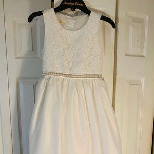 Girls Communion dress